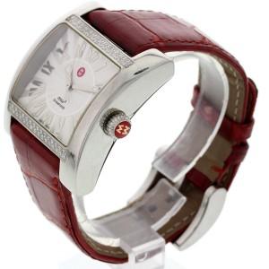 Michele MW2 Diamond 71-7000 Stainless Steel Ladies Watch