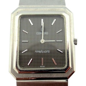 Concord Mariner Ultra Thin Stainless Steel Unisex Watch