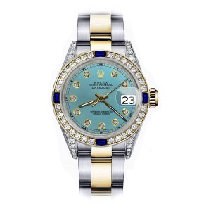 Rolex Datejust 68273 31mm Womens Watch