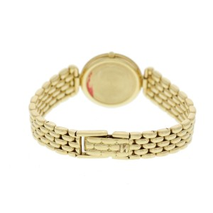 Sarcar Geneve 18K Yellow Gold Diamonds And Rubies Watch