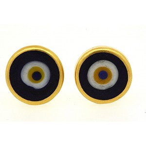 Gurhan 24K Yellow Gold Earrings