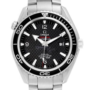 Omega Seamaster Planet Ocean Quantum Solace LE Watch 222.30.46.20.01.001