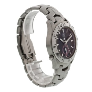 Tag Heuer Link GMT WJF2115 42mm Mens Watch