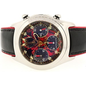 Corum Bubble Lucifer Chronograph Limited Edition 361/666 45mm Mens Watch
