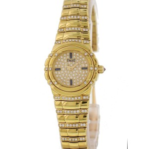 Piaget Tanagra 16032 33 Womens Watch