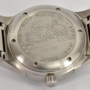 Ball Stokeman NM1088C-ST-BKOR 40mm Mens Watch