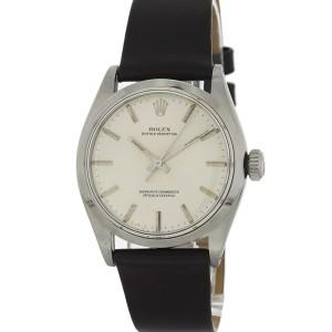 Rolex Oyster 34mm Mens Watch