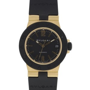 Bulgari Diagono AL32G 32mm Unisex Watch
