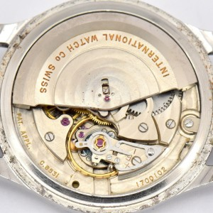 IWC Schaffhausen 35mm Mens Watch