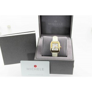 Michele Deco MWW06V000003 31mm Womens Watch