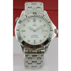 OMEGA SEAMASTER 2542.20 James Bond 41 mm Diver Professional Stainless Steel Watch