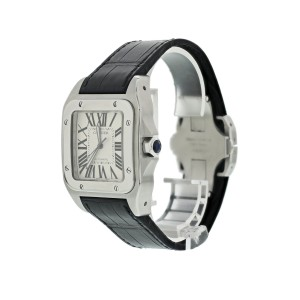Cartier Santos 100 XL 2656 Mens Watch