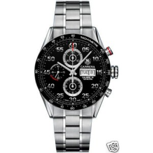 BRAND NEW TAG HEUER CARRERA CV2A10.BA0796 DAY DATE AUTOMATIC CHRONOGRAPH WATCH