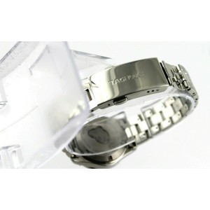 TAG HEUER AQUARACER WAF1416.BA0824 DIAMOND PEARL LADIES SWISS LUXURY STEEL WATCH