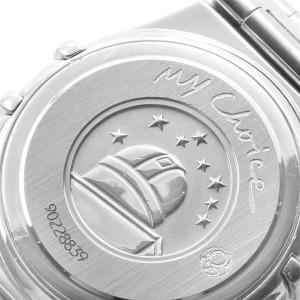 Omega Constellation My Choice Mini Ladies Diamond Watch 1465.51.00