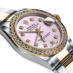 Rolex Datejust 68273 31mm Womens Watch