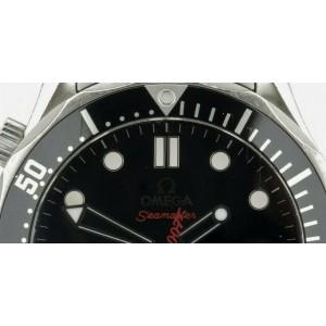 LIMITED OMEGA SEAMASTER 007 212.30.41.20.01.001 BLACK COLLECTOR'S BOND JB WATCH