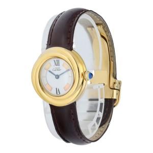 Cartier Vermeil 2735 Must de Cartier Ladies Watch