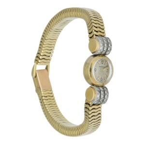 Cartier Retro Yellow gold Vintage Watch