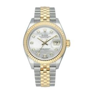 Rolex Lady-Datejust 279171 Ladies Watch Box & Papers MINT