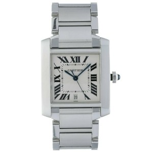 Cartier Tank Francaise Automatic 2302 Large Watch