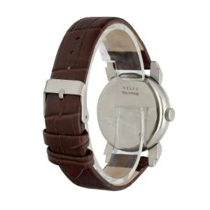 Tourneau Stainless Steel Mechanical  Watch