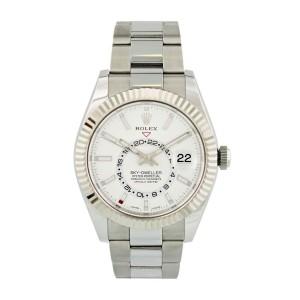 Rolex Sky Dweller 326934 Mens Watch Box & Papers