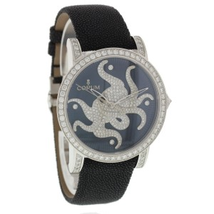 Corum Octopus Limited Edition 18K WG Diamonds 982.202.69