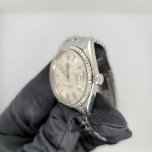 Rolex Datejust 1603 Vintage Men's Watch Box & Papers