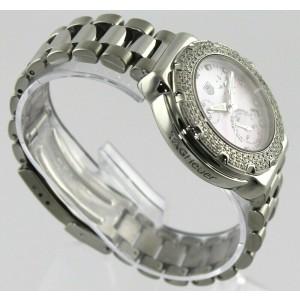 TAG HEUER FORMULA 1 CAC1311.BA0852 DIAMOND CHRONOGRAPH PEARL PINK LADIES WATCH