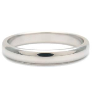 Tiffany & Co.Platinum Classic Band Ring
