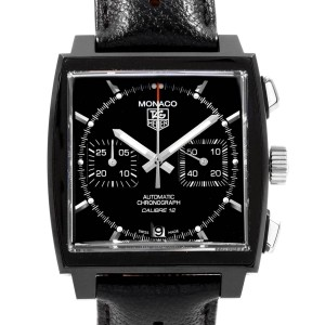 Tag Heuer Monaco Limited Edition Chronograph Mens Watch CAW211M