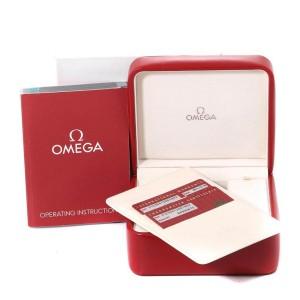 Omega Seamaster James Bond Steel Mens Watch 212.30.41.20.01.002 Box Card