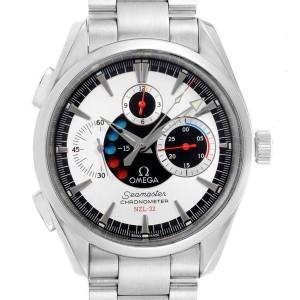 Omega Seamaster Aqua Terra NZL-32 Regatta Chronograph Watch 2513.30.00