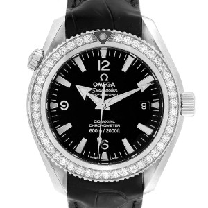 Omega Seamaster Planet Ocean Diamond Mens Watch 222.18.42.20.01.001