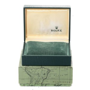 Rolex Midsize Salmon Dial Smooth Bezel Steel Ladies Watch 77080