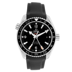 Omega Seamaster Planet Ocean GMT 600m Watch 232.32.44.22.01.001 Box