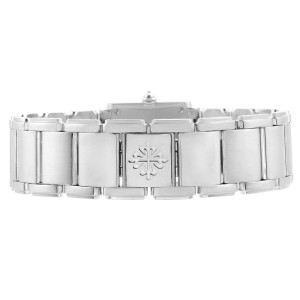 Patek Philippe Twenty-4 18K White Gold Diamond Ladies Watch 4908/200G-011