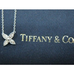 Tiffany & Co. Victoria Diamond Platinum Necklace