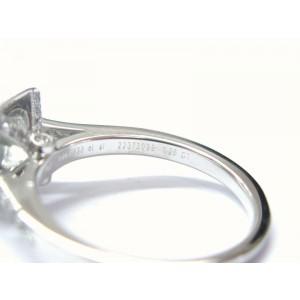 Tiffany & Co. Platinum Legacy Diamond Ring