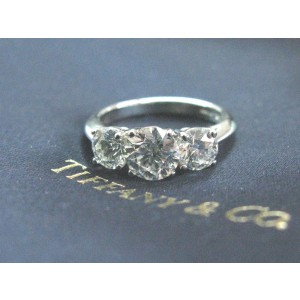 Tiffany & Co. Diamond Engagement Ring