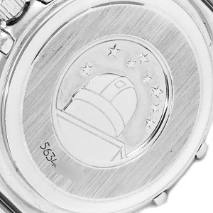 Omega Constellation My Choice Mini Diamond Steel Ladies Watch 1465.71.00
