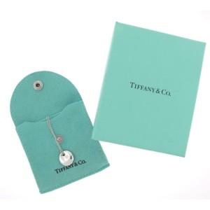 Tiffany & Co. Silver Elsa Peretti Round Pendant