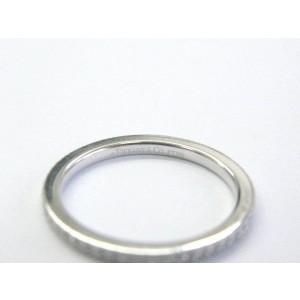 Tiffany & Co Platinum Full Circle Diamond Eternity Band Ring