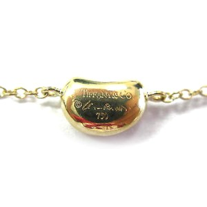Tiffany & Co. Elsa Peretti 18K Yellow Gold Bean Bracelet