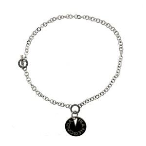 Pianegonda Reversible Sterling Silver Necklace