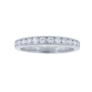 Tiffany & Co. Platinum Eternity Ring-Band