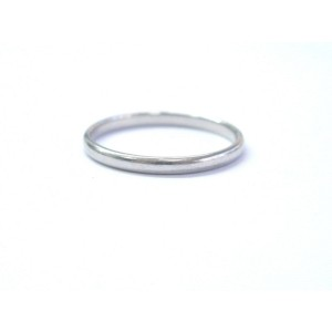 Tiffany & Co Lucida Platinum Wedding Band Ring