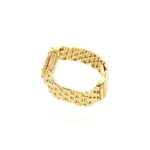 Breitling Callistino K72345 18K Yellow Gold And Diamonds Womens Watch