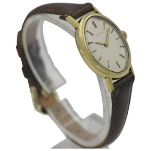 Tiffany & Co. 18k Yellow Gold Vintage Ladies Watch